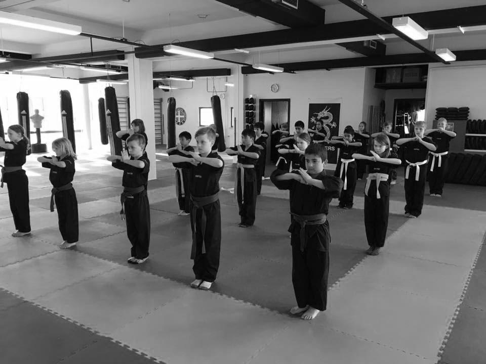 Kickboxing og Kung Fu